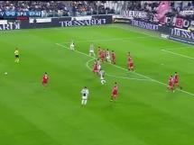 Juventus Turyn 4:1 Spal