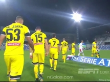 Sassuolo 0:1 Udinese Calcio