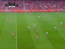 Benfica Lizbona 1:0 Feirense