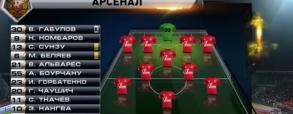 Arsenal Tula 1:0 CSKA Moskwa