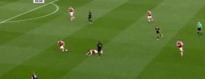 Arsenal Londyn 2:1 Swansea City