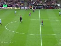 Crystal Palace 2:2 West Ham United