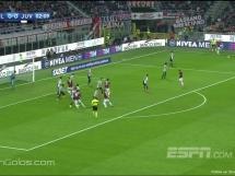 AC Milan 0:2 Juventus Turyn