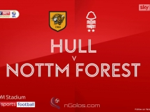 Hull City 2:3 Nottingham Forest FC