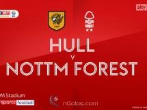 Hull City 2:3 Nottingham Forest FC