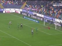 Udinese Calcio 2:1 Atalanta