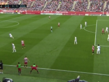 Girona FC 2:1 Real Madryt