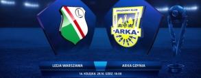 Legia Warszawa 2:0 Arka Gdynia