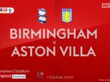 Birmingham 0:0 Aston Villa