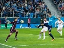 Zenit St. Petersburg 0:3 Lokomotiw Moskwa