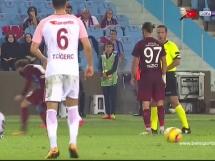 Trabzonspor 2:1 Galatasaray SK