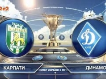 Karpaty Lwów 1:1 Dynamo Kijów