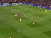 Manchester United 2:0 Benfica Lizbona