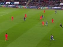 FC Basel 1:2 CSKA Moskwa
