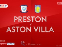 Preston North End 0:2 Aston Villa
