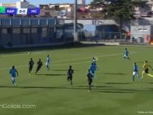 Napoli U19 3:5 Manchester City U19