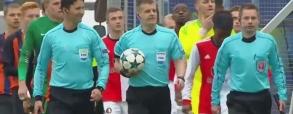 Szachtar Donieck U19 1:1 Feyenoord U19
