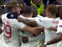 Olympique Lyon 3:0 Everton