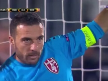 Partizan Belgrad 2:0 Skenderbeu Korcza