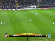 Vitoria Guimaraes 1:0 Olympique Marsylia