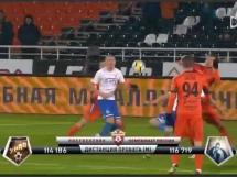 Urał Jekaterynburg 2:2 Dynamo Moskwa