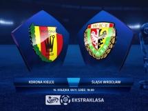 Korona Kielce 3:0 Śląsk Wrocław