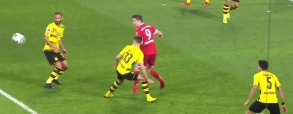 Borussia Dortmund 1:3 Bayern Monachium
