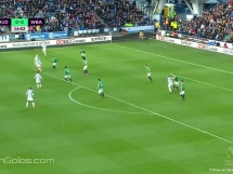 Huddersfield 1:0 West Bromwich Albion