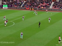 Southampton 0:1 Burnley