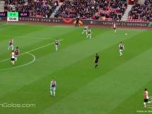 Southampton 0:1 Burnley