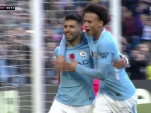 Manchester City 3:1 Arsenal Londyn