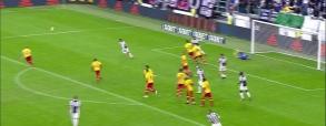 Juventus Turyn 2:1 Benevento