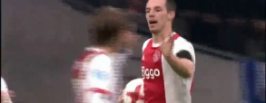 Ajax Amsterdam 1:2 Utrecht
