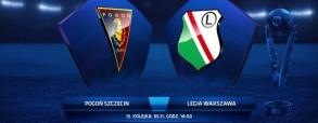 Pogoń Szczecin 1:3 Legia Warszawa