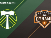 Portland Timbers 1:2 Houston Dynamo