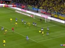 Szwecja - Włochy 1:0