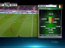 Belgia 3:3 Meksyk
