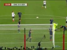 Anglia 0:0 Niemcy