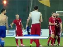 Gruzja 1:0 Cypr