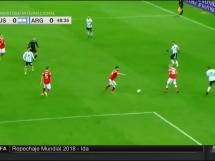 Rosja - Argentyna 0:1