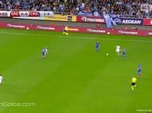 Grecja 0:0 Chorwacja