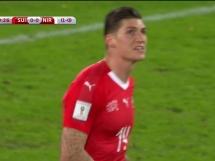 Szwajcaria 0:0 Irlandia Północna