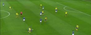 Włochy 0:0 Szwecja