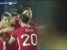 Gruzja - Białoruś 2:2