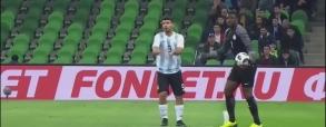 Argentyna - Nigeria