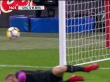 Anglia 0:0 Brazylia