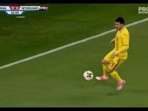 Rumunia 0:3 Holandia
