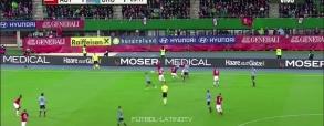 Austria 2:1 Urugwaj