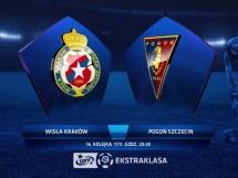 Wisła Kraków 1:0 Pogoń Szczecin