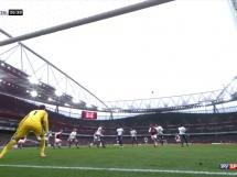 Arsenal Londyn 2:0 Tottenham Hotspur